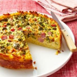 Quiche (Image: eatingwell.com)