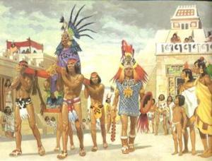 Mayans and Aztecs (Image: sodahead.com)