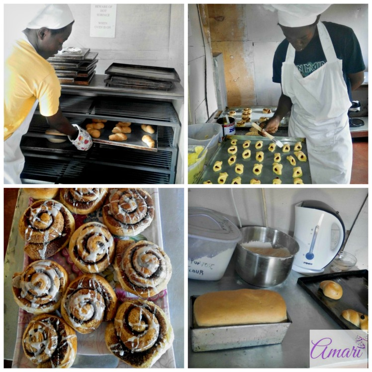 Our Basic Bread making and Pastries short course