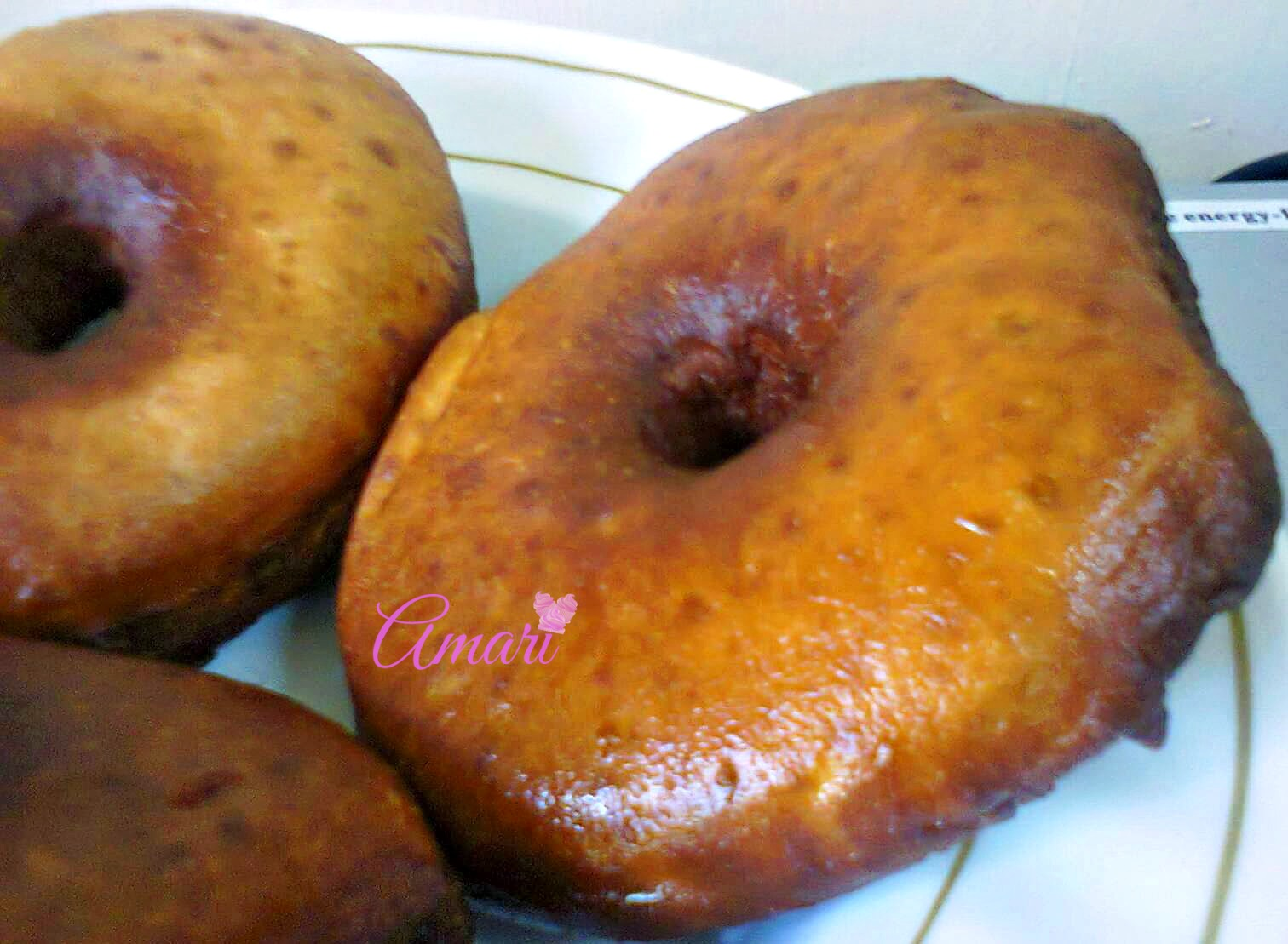 Fried donuts on a plate_Amari Blog recipes