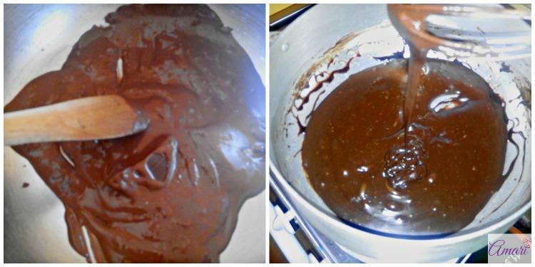 Make your chocolate ganache