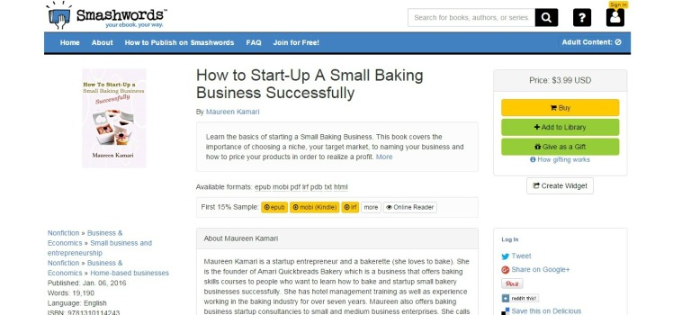 How to startup a small bakery business successfully - Smshwrds prnt scrn