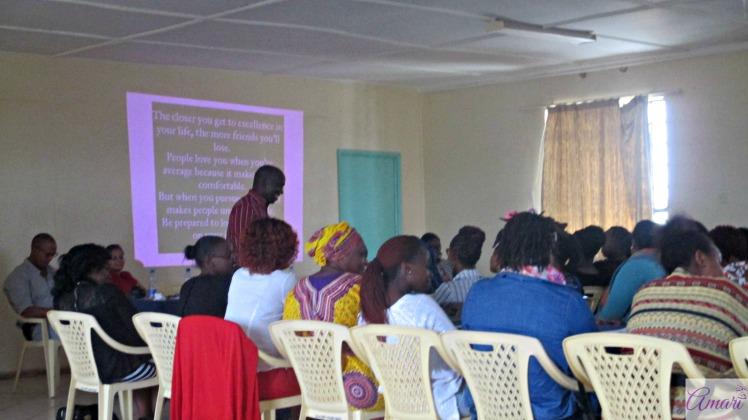 Julius Wanyaga - guest speaker