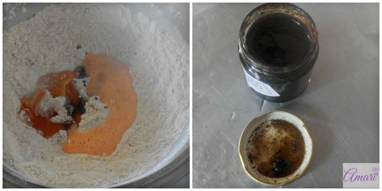 Dough ingredients and paste_Amari Recipe- WM