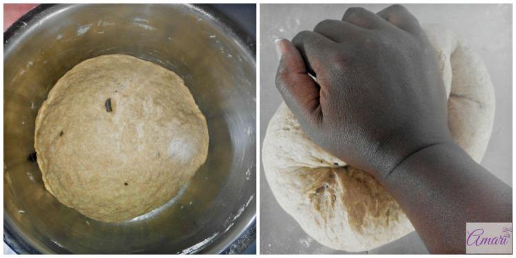 Scones dough n kneading_Amari Recipe - WM
