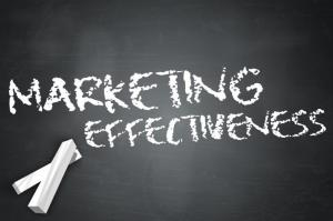 Marketing effectiveness pic