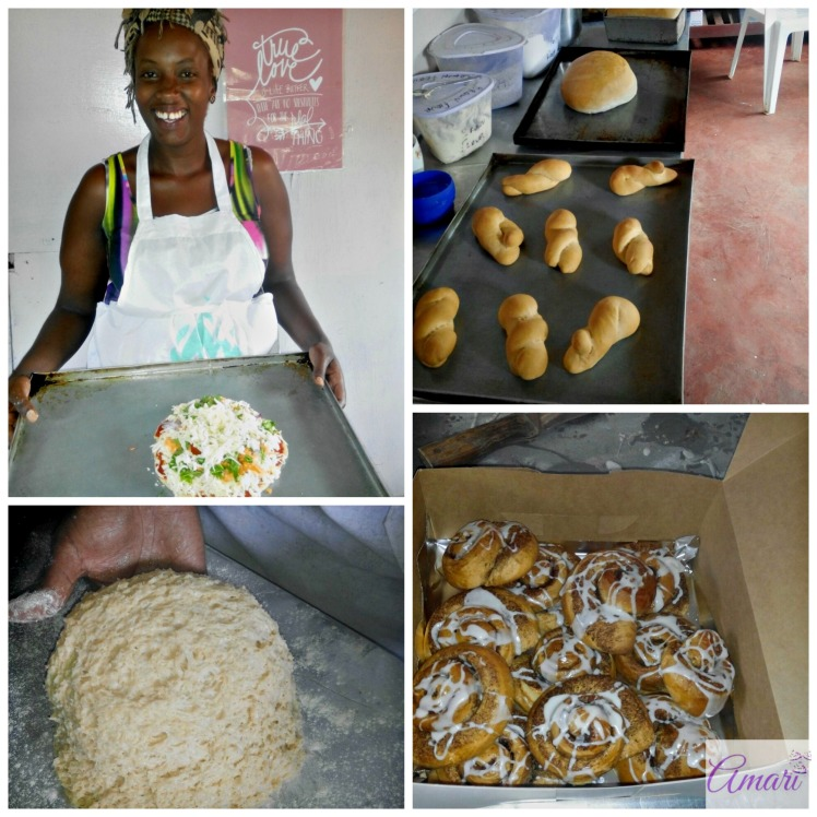 Anne Njoki Bread class pictorial_Amari Baking classes