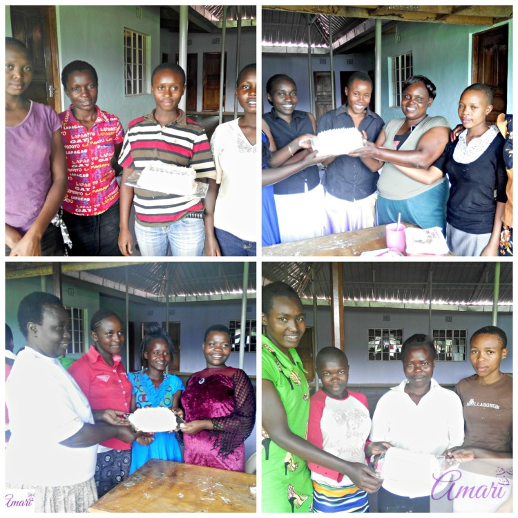 Esther Home Kitale Group training_Amari