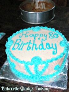 Gladys cake After class _Amari baking classes