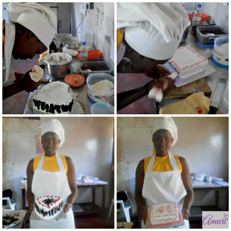 Joyce-Thika Intermediate class pictorial