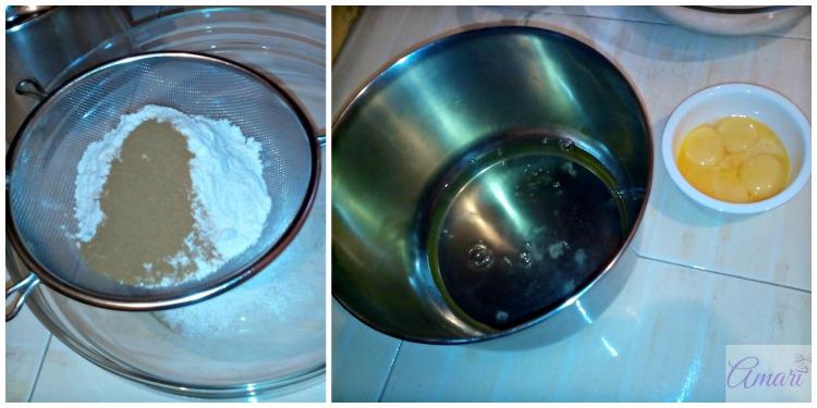 Dry ing n Eggs_Amari Spicy sponge cake recipe