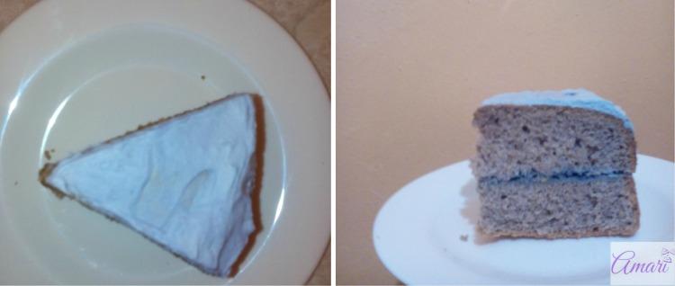 Slice of spicy sponge cake_Amari blog recipe