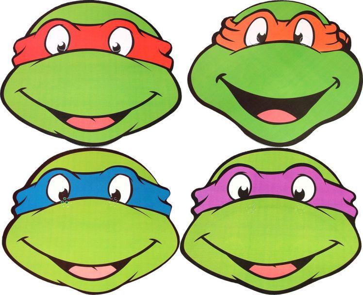 teenage-mutant-ninja-turtles-faces-clipart