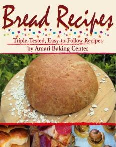 Bread Recipes Cover Page Vol 4