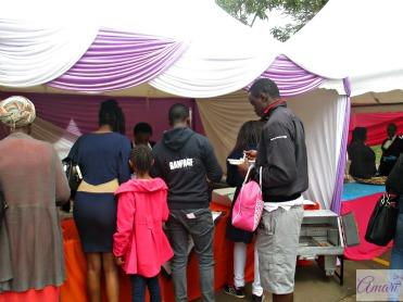 CakeFest Amari Stand