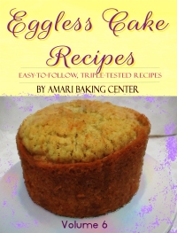 Eggless Recipes Booklet Cover