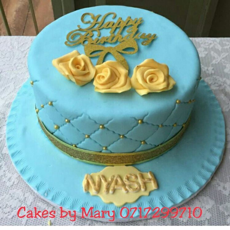 Cakes By Mary