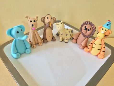 Figurines by Evelyn