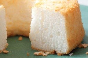Angel food cake - vegetarian times