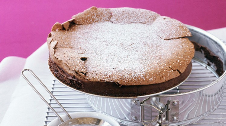 flourless-chocolate-cake-martha stewart