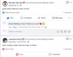 FB review for Amari 1