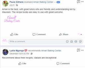 FB review for Amari 2