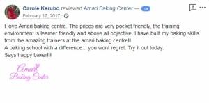 FB review for Amari 3